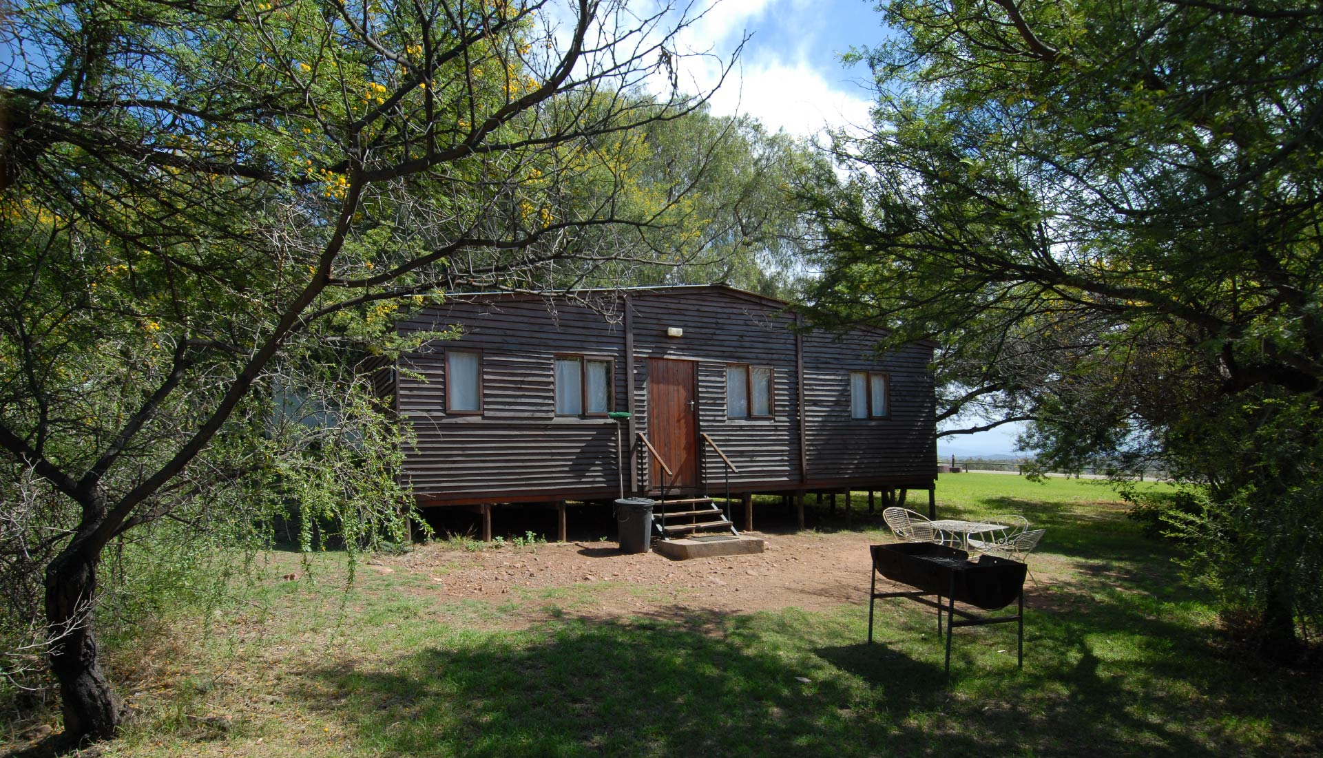 Timber Chalets